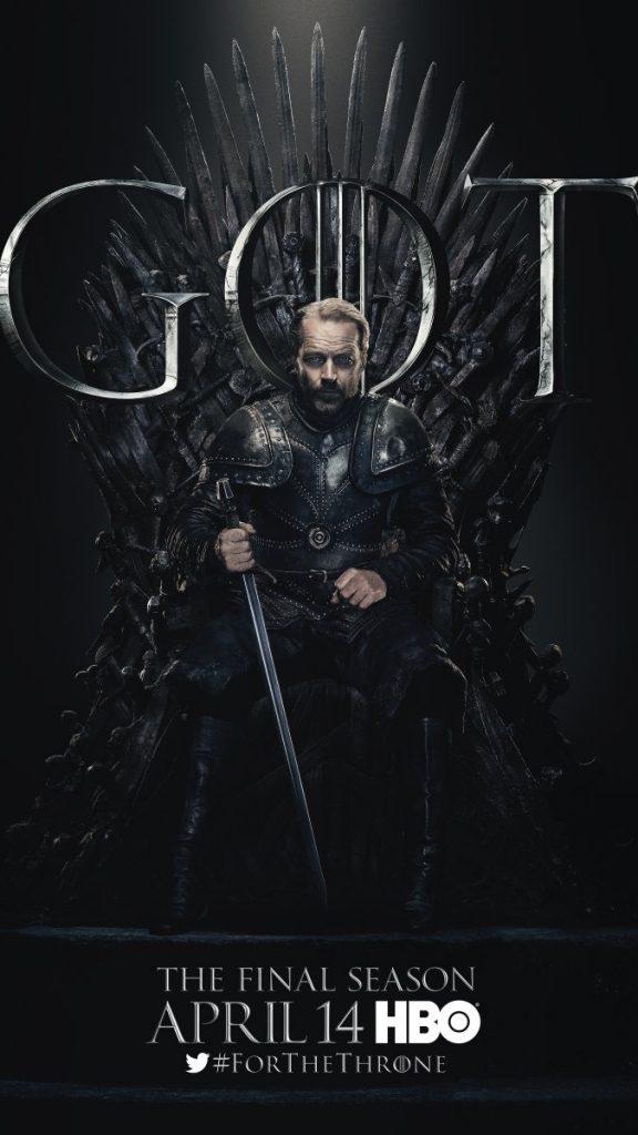 20 Nieuwe Game of Thrones Character posters uitgebracht