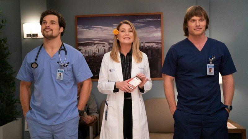 Grey's Anatomy breekt record met 332e aflevering