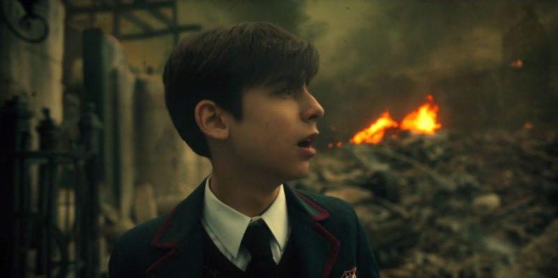 Hoe The Umbrella Academy het Superhelden genre verandert