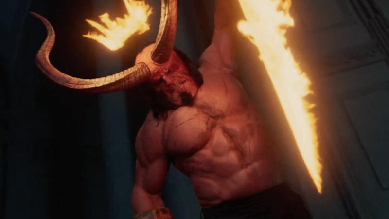 Recensie: Hellboy is een hel om naar te kijken