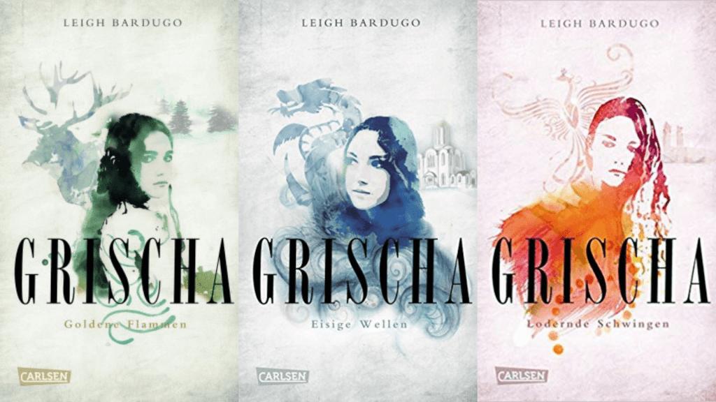 Geekish.nl de Duitse Grisha covers