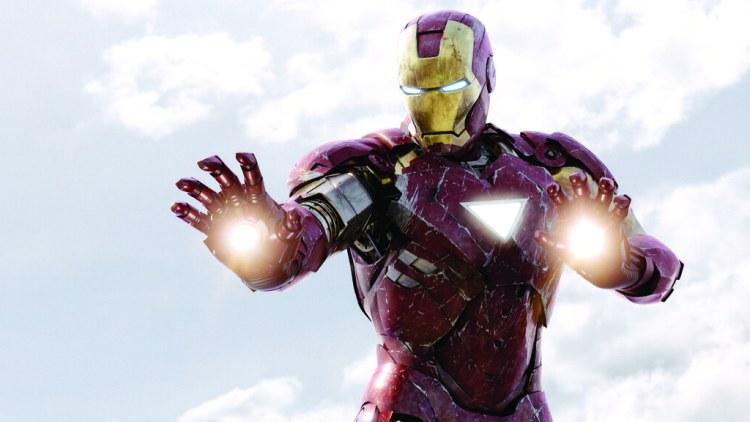 Iron Man 1 eerste Marvel film