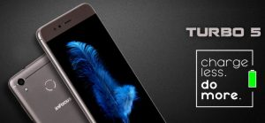 Glimpse of InFocus Turbo 5 Smartphone – Powerful Battery with Sleek Design
