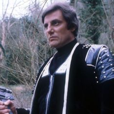 Paul Darrow as Avon in Blakes 7