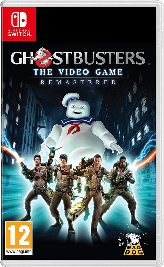 Ghostbusters - The Video Game Remastered is just round the corner