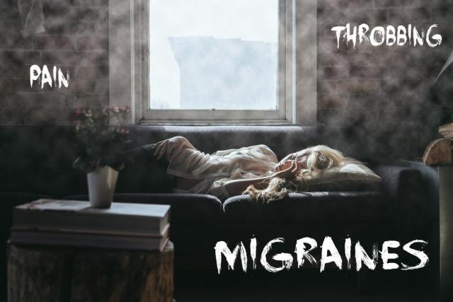 Migraine Image Pexels.com, used under Creative Commons license