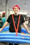 DashCon Ball Pit © Sophie Brown