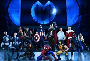 Avengers Assemble  Image courtesy of Field Entertainment