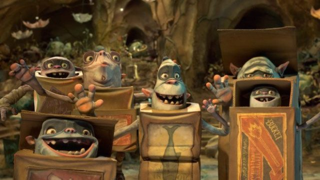 The Boxtrolls are a community of quirky, mischievous creatures in LAIKA and Focus Features' family event movie THE BOXTROLLS, opening nationwide September 26th.