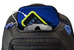Tylt Energi+ Backpack, Image: Tylt