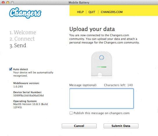 ChangersDataUploadScreen