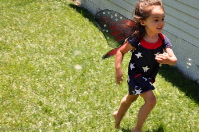 Running Fairy