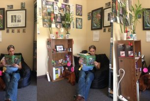 I'm a lonely geek in an office of non-geeks  Image: Dakster Sullivan