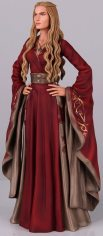 Cersei Baratheon is slated for a July 2014 release. Image: Dark Horse.