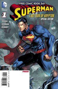 Superman: Last Son of Krytpon  Image: DC Comics