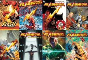 Flashpoint Cover Art