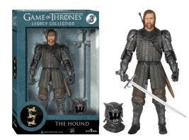 The Hound is 6.5 inches tall and comes with two swords and a helmet. Image: Funko.