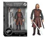 The Ned Stark Legacy Action Figure is 6 inches tall and comes with a sword. Image: Funko.