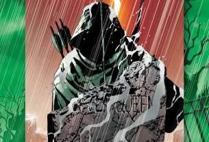 Green Arrow, Shado, Jeff Lemire