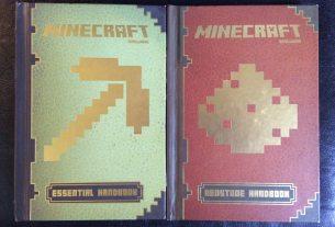 Minecraft Essentials and Redstone Handbook  Image: Dakster Sullivan