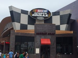 Nascar fans will enjoy this restaurant Image: Dakster Sullivan