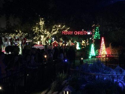 Holiday Village Image: Dakster Sullivan