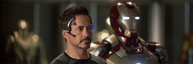 Iron Man 3 © Marvel