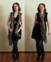 Katie's blog shows off a great mix of work and weekend looks for her geeky lifestyle.