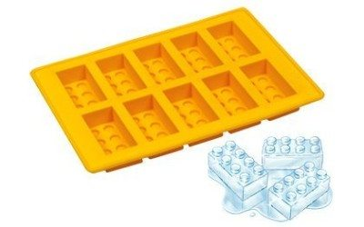 Lego Minifig Ice Cube Tray Image Dropzone Deals