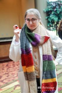 Osgood from Doctor Who. Photo by Debadeep Sen.