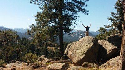 Forest Ranger? Photo: Judy Berna