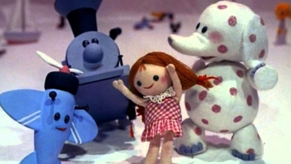 """We're on the Island of Misfit Toys"""
