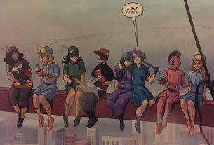 Batgirls, Alysia Yeoh