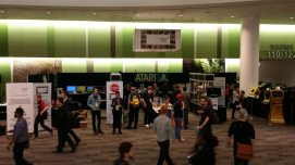 The Videogame History Museum exhibit at GDC 2015. CC-BY-SA Ruth Suehle