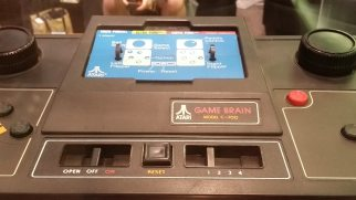 The Atari Game Brain, a prototype meant to offer all the Pong systems in one cartdrige-based place. CC-BY-SA Ruth Suehle