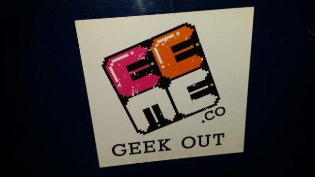 EEME logo sticker Image: M. Rininger