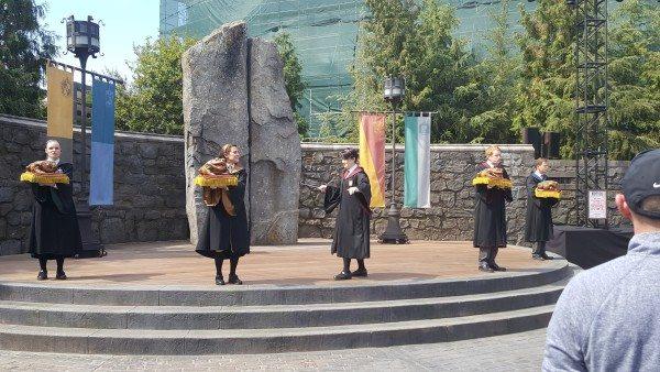Harry Potter Wizarding World Hollywood