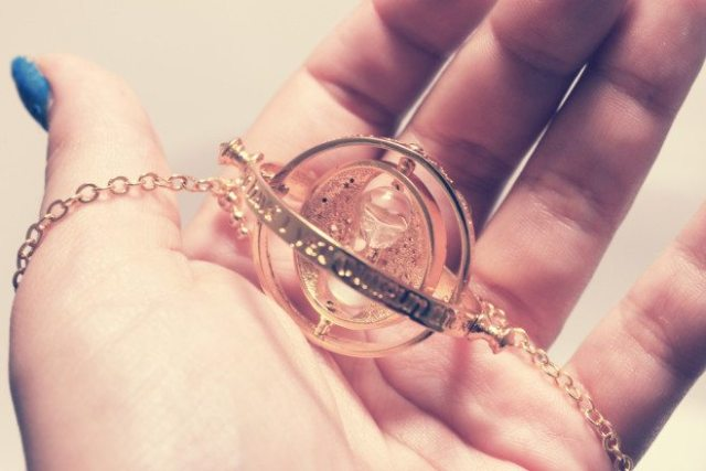 What I could really use is a time turner on my hands. Photo by lozikiki on Flickr