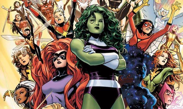 diversity in comics