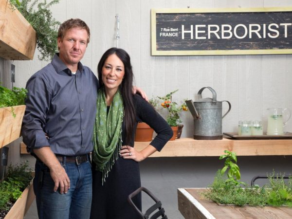 Chip and Joanna Gaines. Image: HGTV