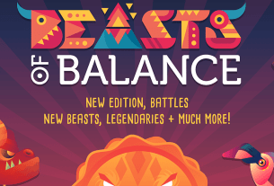 Beasts of Balance: Battles, Image: Sensible Object