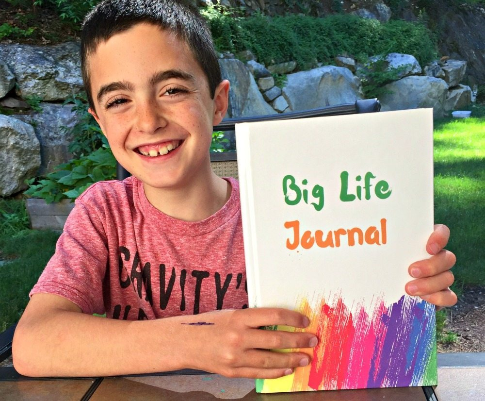 Help Kids Develop a Growth Mindset with the Big Life Journal | Caitlin Fitzpatrick Curley, GeekMom