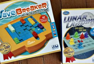 Cure Boredom with ThinkFun's All Star Logic Games | Caitlin Fitzpatrick Curley, GeekMom