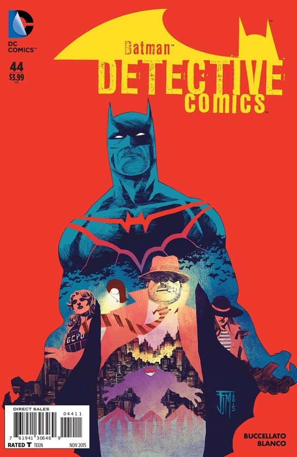 cover copyright DC Comics.