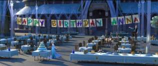 A Frozen birthday! Photo: © Disney. All rights reserved.