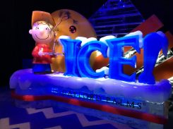 It's ICE! Charlie Brown Image: Dakster Sullivan