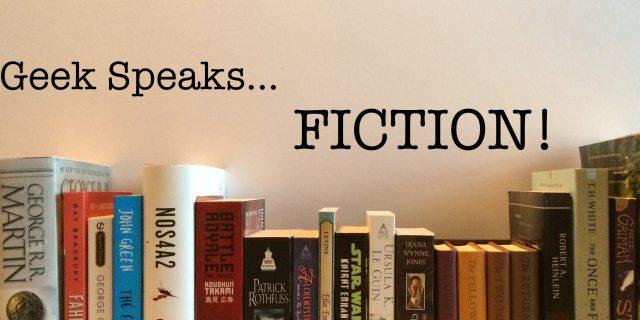 Geek speaks fiction banner