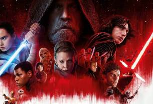 Star Wars: The Last Jedi and character arcs