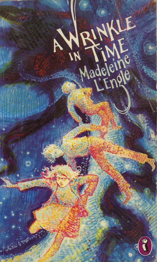1971 Puffin Paperback edition of A Wrinkle In Time