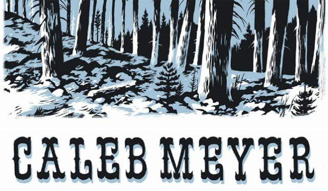 Caleb Meyer, Image: Canongate Books